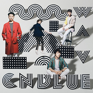 CNBLUE「WAVE」収録