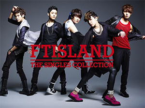 FTIsland「THE SINGLES COLLECTION」収録