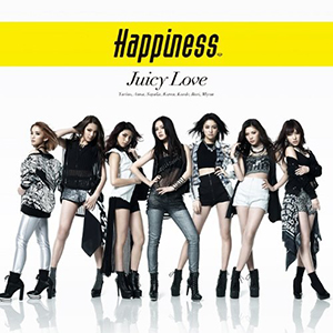 Happiness「Juicy love」収録