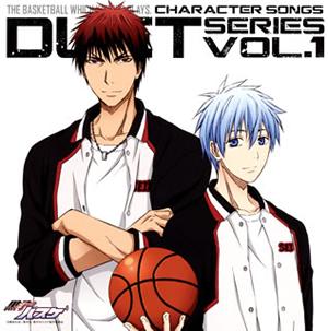 TVアニメ 黒子のバスケ 「DUET SERIES Vol.2」収録