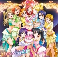 μ's「Music S.T.A.R.T」収録