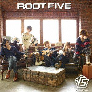 √5「ROOT FIVE」収録