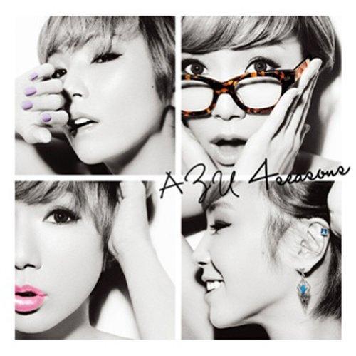 AZU「4seasons」