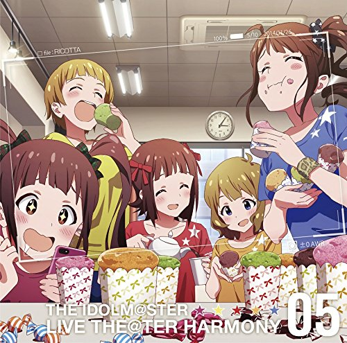 THE IDOLM@STER「 LIVE THE@TER HARMONY 05」収録