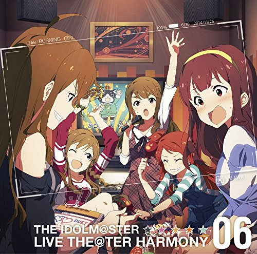 THE IDOLM@STER「 LIVE THE@TER HARMONY 06」収録