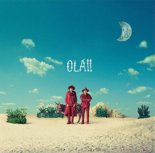 ゆず「OLA!!」収録