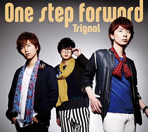 Trignal「One step forword」収録