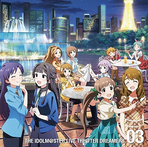 THE IDOLM@STER 「LIVE THE@TER DREAMERS 03」収録