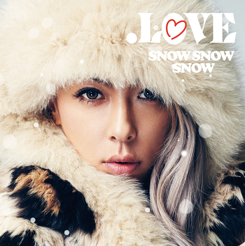 V.A「LOVE -SNOW SNOW SNOW- J-POP BEST KING MIX」収録