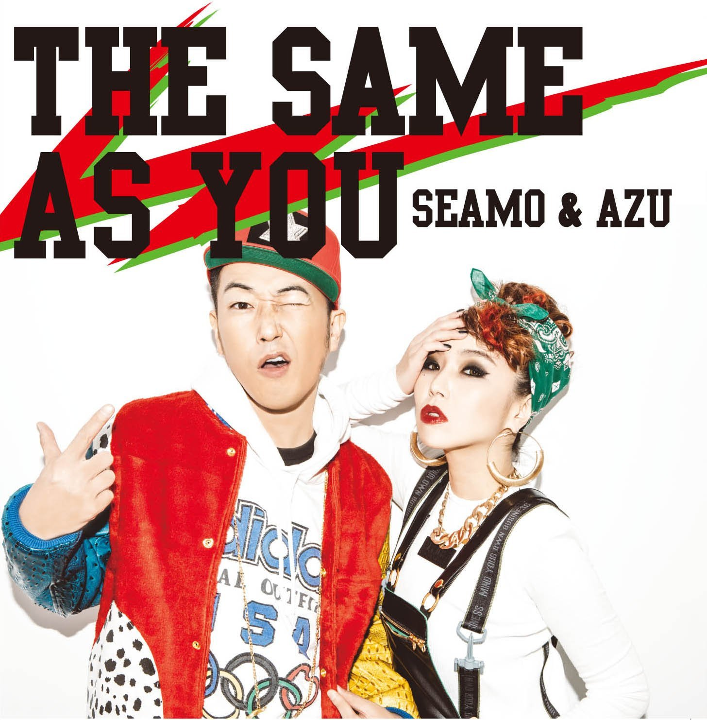 SEAMO&AZU「THE SAME AS YOU」