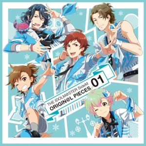 THE IDOLM@STER SideM「 ORIGIN@L PIECES 01」