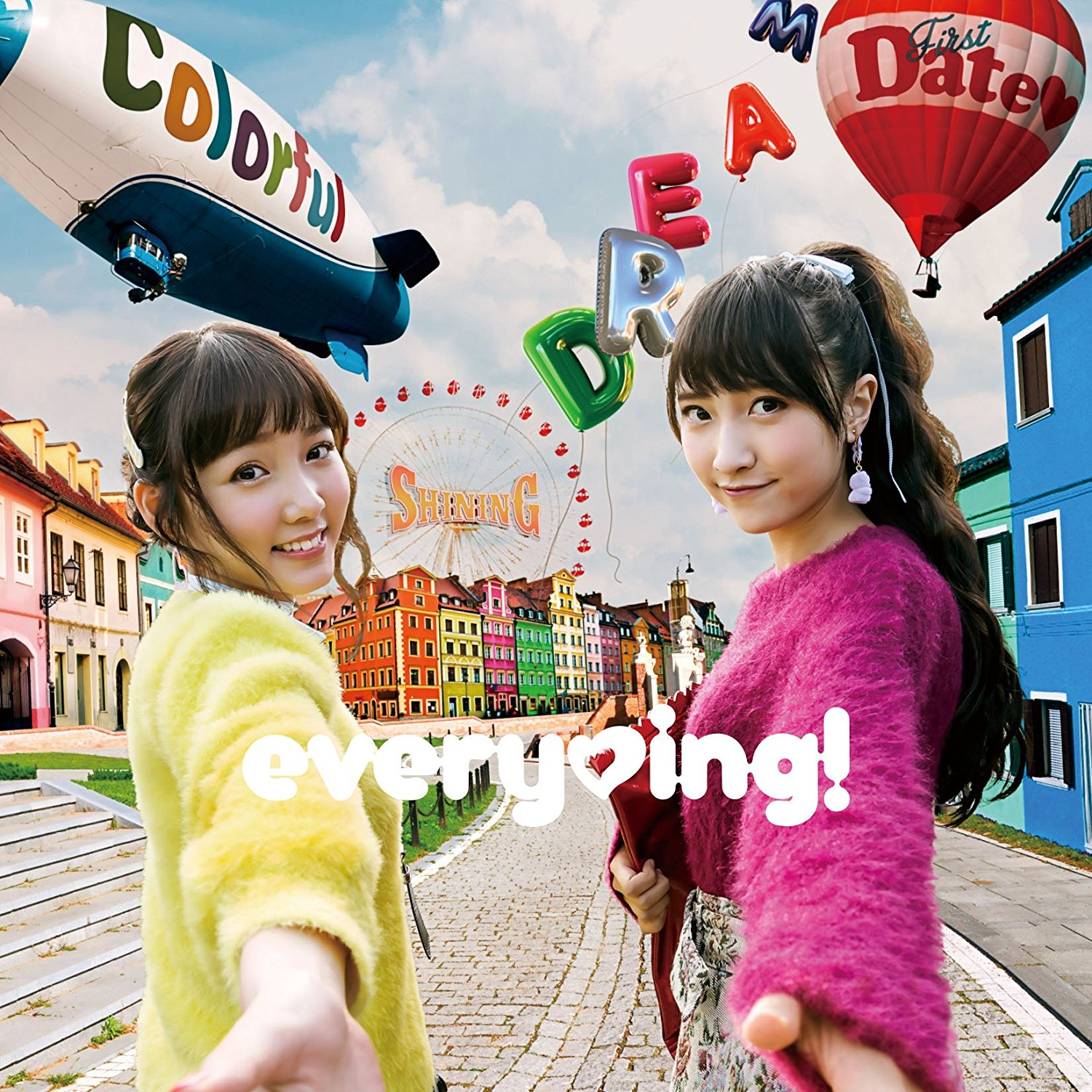 every♥︎ing!「Colorful Shining Dream First Date」