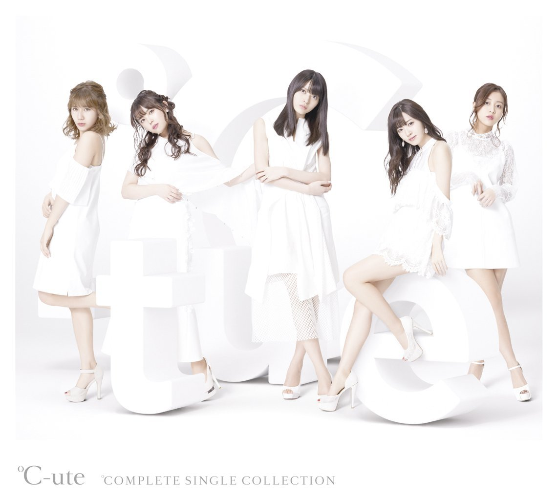 ℃-ute「℃OMPLETE SINGLE COLLECTION」