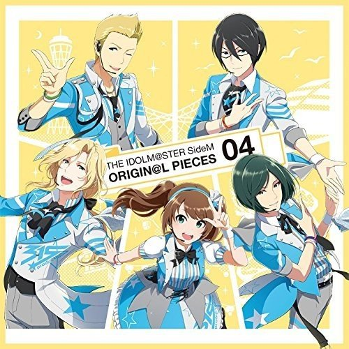 THE IDOLM@STER SideM「 ORIGIN@L PIECES 04」