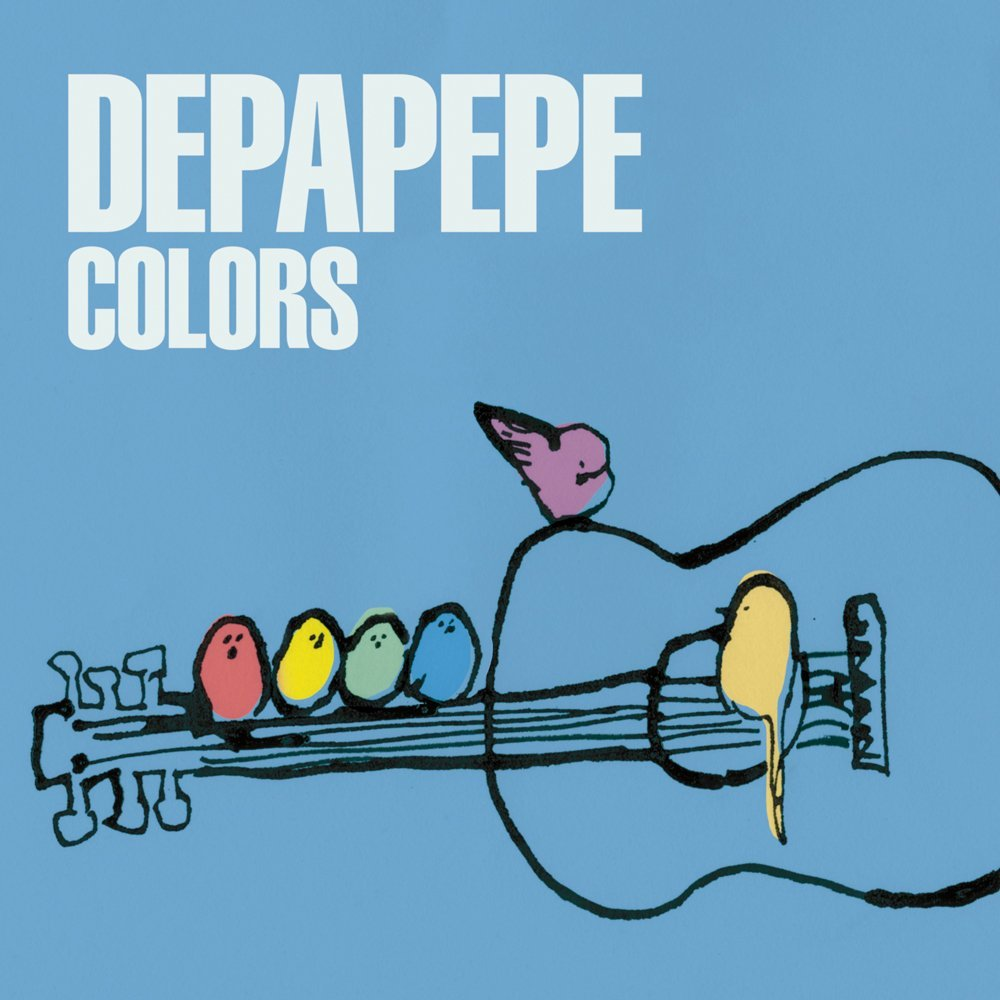 DEPAPEPE「COLORS」