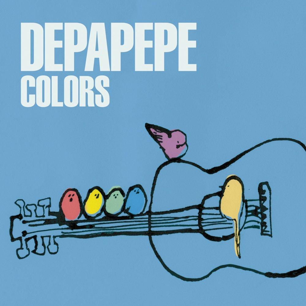 DEPAPEPE「COLORS」