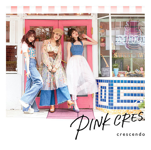 PINK CRES.「crescendo」