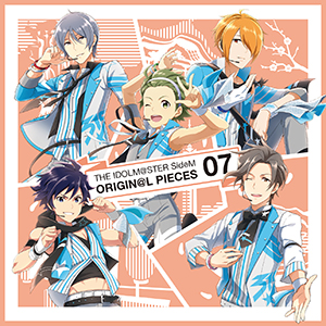 THE IDOLM@STER SideM「ORIGIN@L PIECES 07」