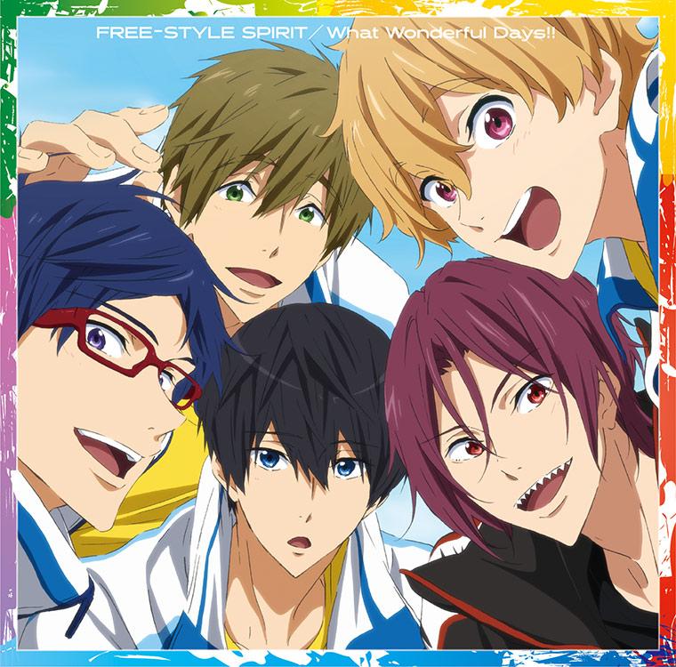 OVA「特別版 Free! -Take Your Marks-」