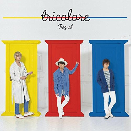 Trginal「tricolore」