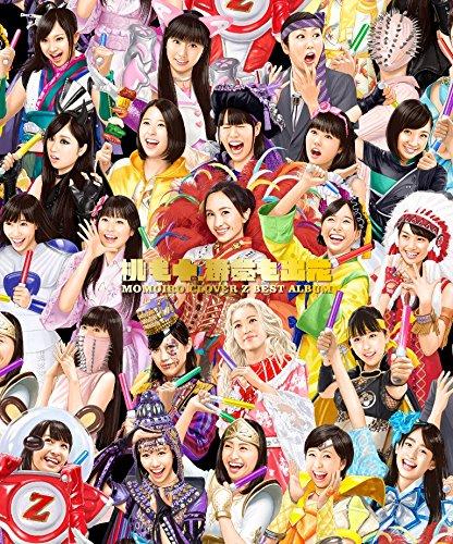 ももいろクローバーZ「MOMOIRO CLOVER Z BEST ALBUM 「桃も十、番茶も出花」」