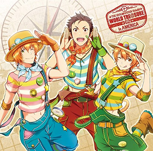 THE IDOLM@STER SideM「WORLD TRE@SURE 02」