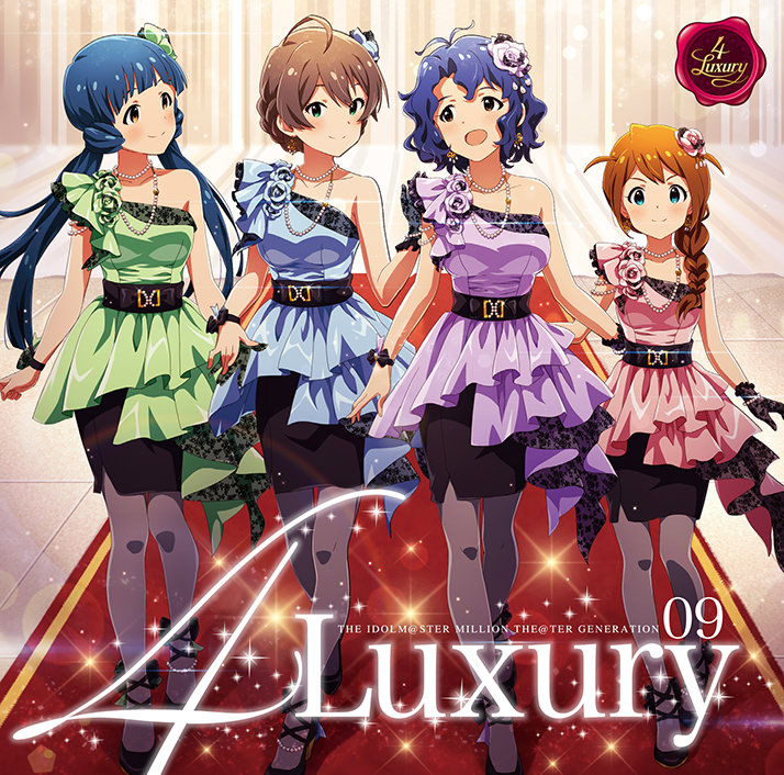 THE IDOLM@STER MILLION THE@TER GENERATION 09「4Luxury」