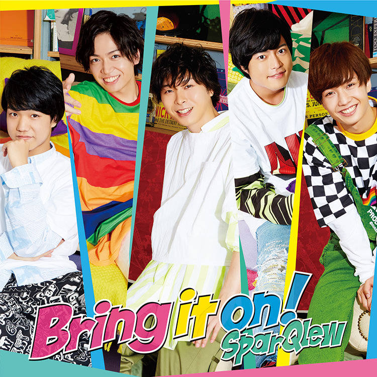 SparQlew「Bring it on!」