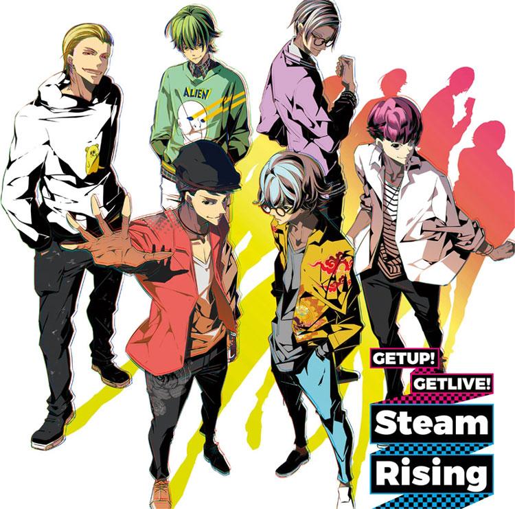 GETUP!GETLIVE!「GETUP! GETLIVE! Steam Rising」