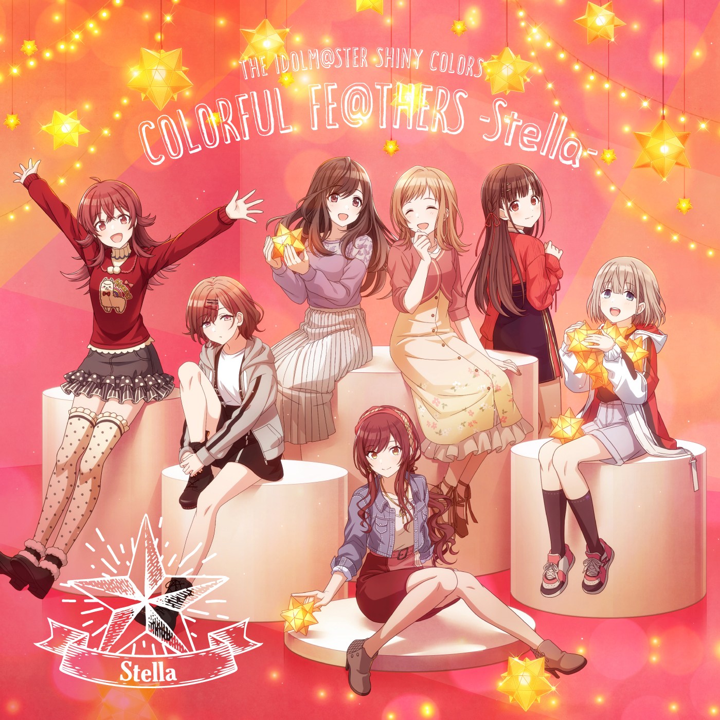 THE IDOLM@STER MASTER SHINY COLORS「COLORFUL FE@THERS -Stella-」