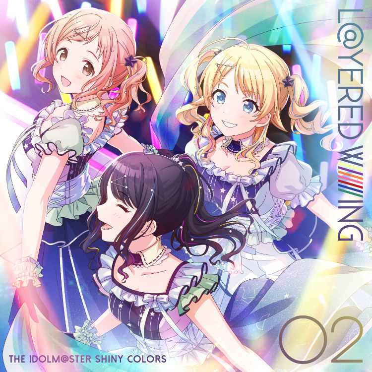THE IDOLM@STER MASTER SHINY COLORS「L@YERED WING 02」
