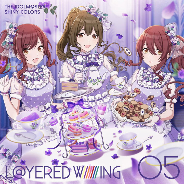 THE IDOLM@STER MASTER SHINY COLORS「L@YERED WING 05」
