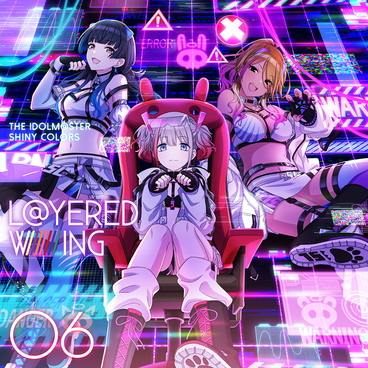 THE IDOLM@STER MASTER SHINY COLORS「L@YERED WING 06」