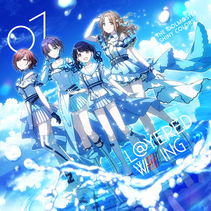 THE IDOLM@STER MASTER SHINY COLORS「L@YERED WING 07」